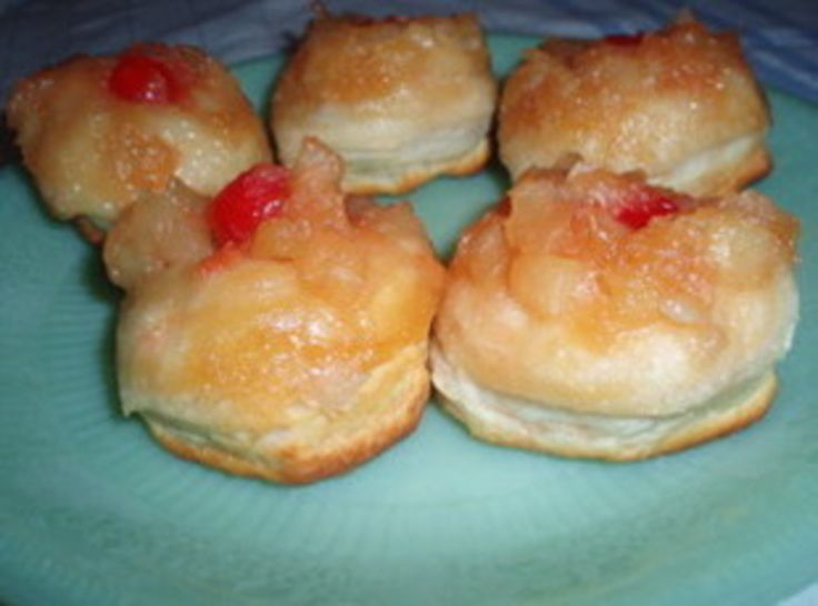... down pineapple breakfast cake pam s pineapple upside down biscuits