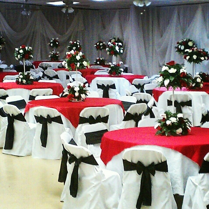 Red silver and white wedding ideas white silver and red wedding red silver and white wedding ideas red black wedding i d like silver underneath instead of junglespirit Images