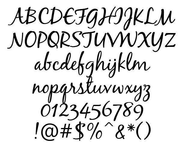 blackjack font