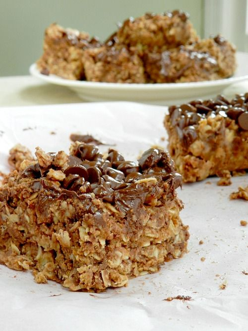 No-Bake Biscoff Bars | My sweet tooth | Pinterest