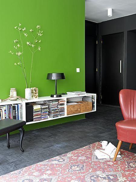 Groene muur !