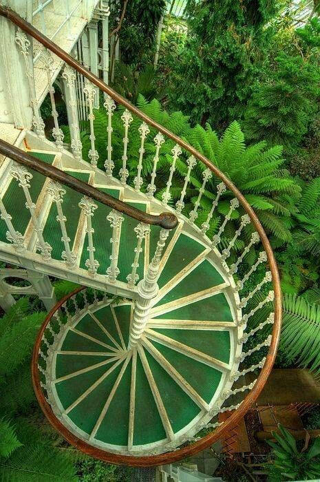 Outdoor Spiral Staircase Steps Stairs Pinterest
