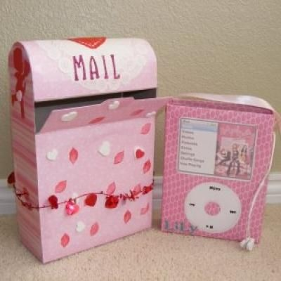 make valentine's day box