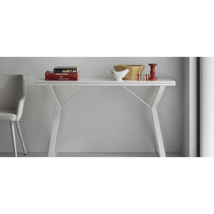 Affordable table console extensible design atik with table console extensible habitat - Table console extensible habitat ...