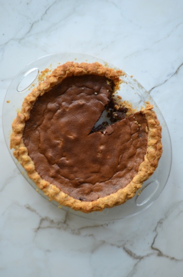 Bourbon Pecan Pie | Dessert | Pinterest