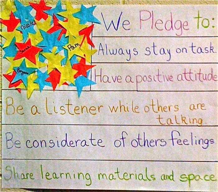 Classroom Pledge Ideas : Class pledge ideas pinterest