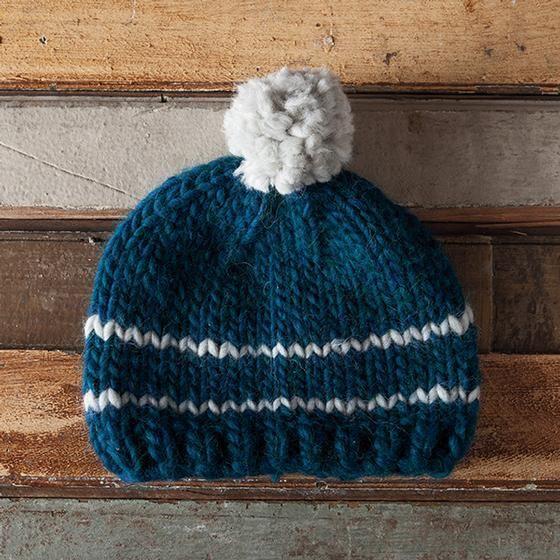 Knit Picky Patterns : Laniferous Cap by Stacey Winklepleck. Free Pattern Free ...