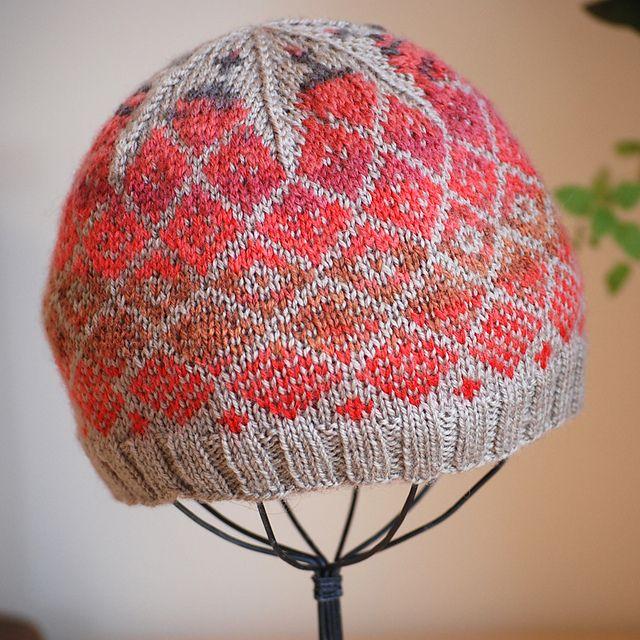 Fair Isle Hats Knitting Patterns : Pin by Katherine Hunt on Knitting Pinterest