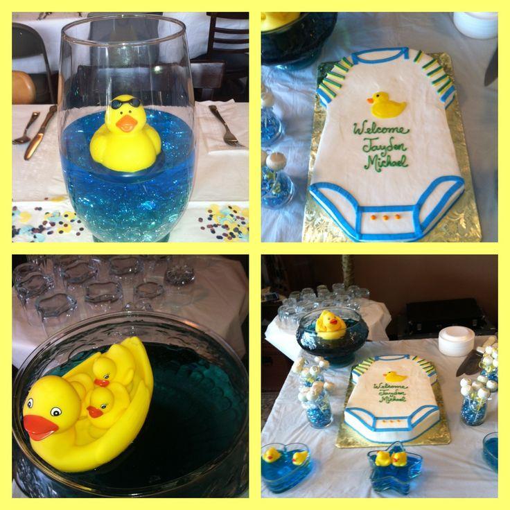 duck themed baby shower baby jayden pinterest