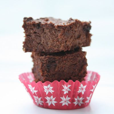 Cauliflower Brownies. FOR SERIOUS!