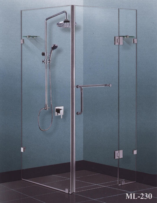 A Glass Showers