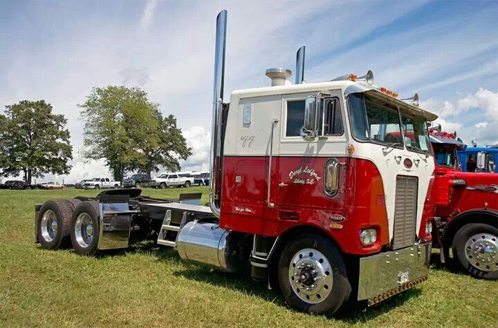 Pin by Christopher Harmel on Steel Cowboys - Peterbilt Cabovers | Pin ...: pinterest.com/pin/312507661615060256