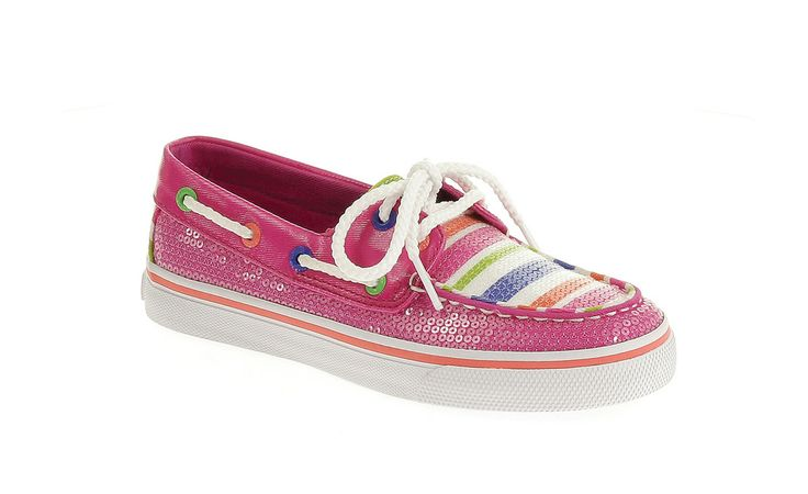 Sperry Top-Sider Bahama Girls Boat Shoes