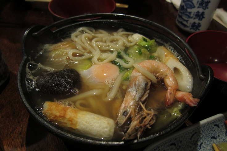seafood udon | food and beverage | Pinterest