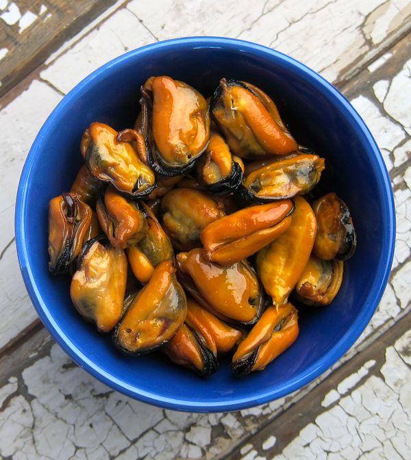 Honest Mussels Recipe — Dishmaps