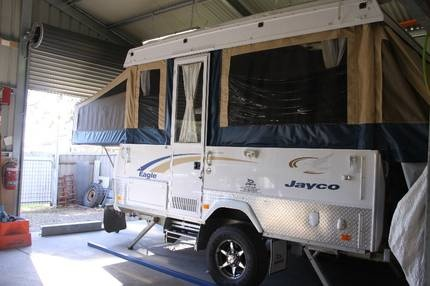 Original Jayco Eagle  Gumtree Australia Free Local Classifieds