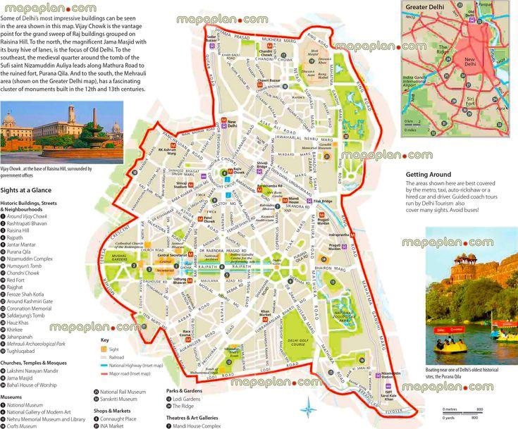 Venice top tourist attractions city travel maps MapaPlan 6828931