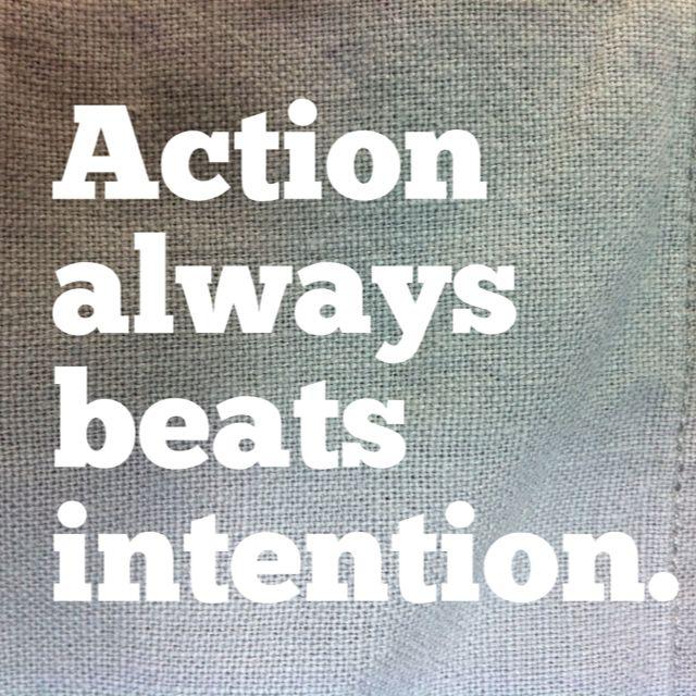 Follow Thru...persevere.