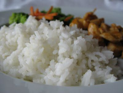 Perfect Steamed Rice - it really is perfect!