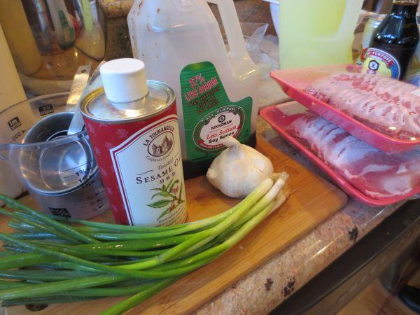 Kalbi marinade for Korean BBQ | Food | Pinterest