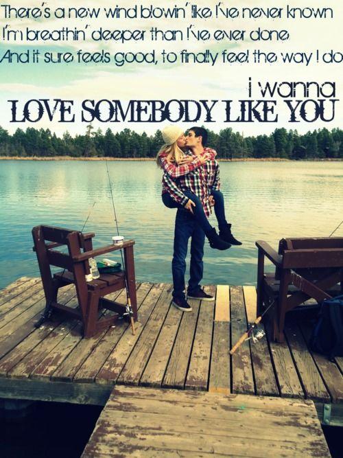 Somebody Like You - Keith Urban
