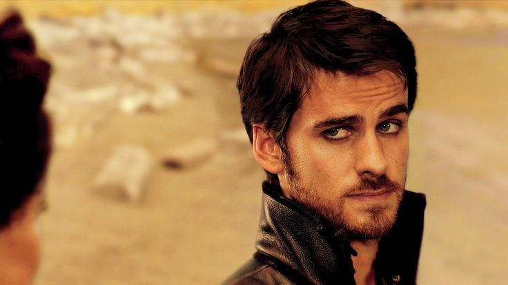 That awkward moment when Captain Hook becomes your favorite character. - Once Upon a Time.