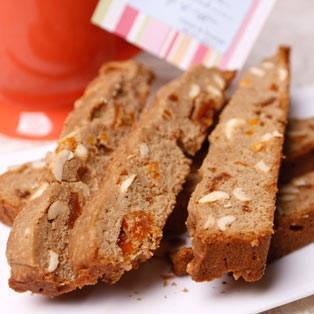 Mango Cashew Biscotti | Food Love: Brownies, Bars, Fudge | Pinterest