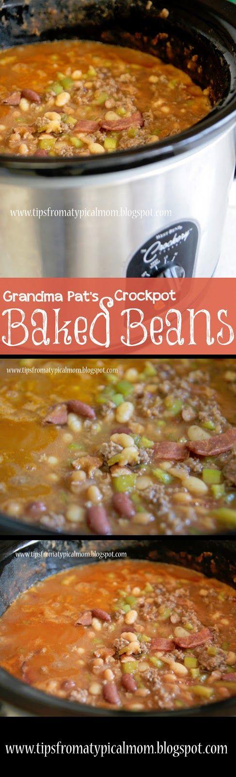 Grandma's Baked Beans Recipe — Dishmaps