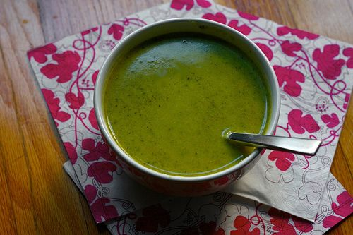 Curry Zucchini Soup | Food: Soups/Stews/Chilis | Pinterest