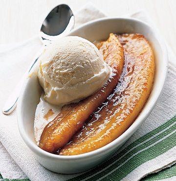 Bananas Foster   Desserts   Pinterest