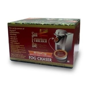 K Bay Coffee San Francisco Bay Coffee Fog Chaser One Cup For Keurig K Cup | Rachael ...