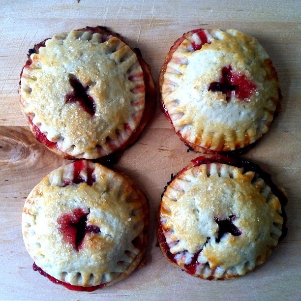 Cranberry hand-pies for thanksgiving.jpg | Yummy | Pinterest