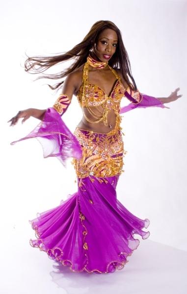 Belly dance cabaret costume - Nairobi Nights 2! | Danza ...