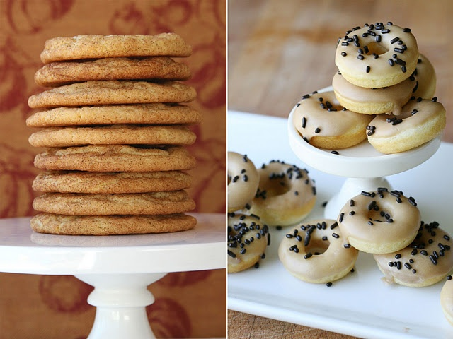 Mini Baked Doughnuts with Maple Glaze | Sweets For My Sweets | Pinter ...