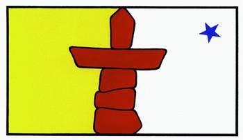 the nunavut flag