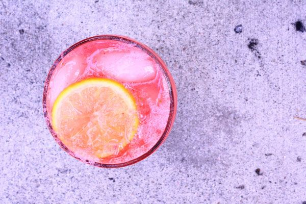 thirsty thursday: freshly juiced spritzers