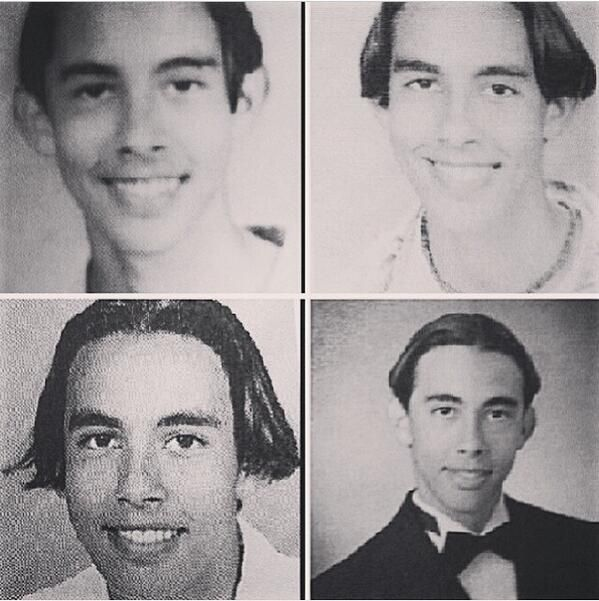 Vic Fuentes High School Pinterest: Discover an...