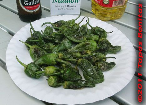 would give anything to be able to buy Pimientos de Padron in a ...
