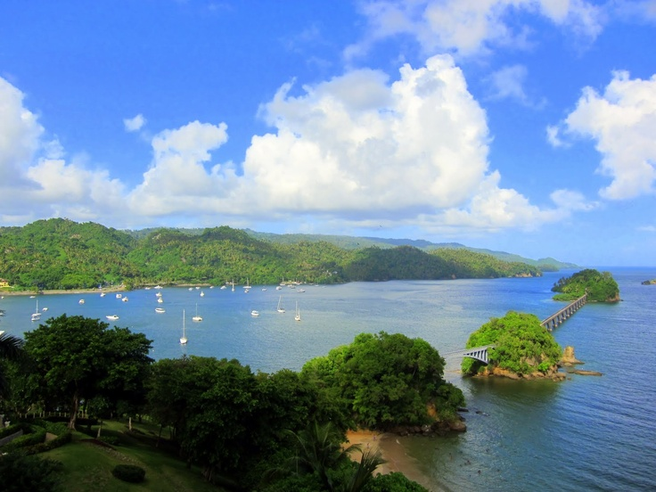 how to get to samana dominican republic