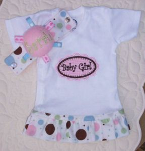 Designs For Side Snap Baby Shirts