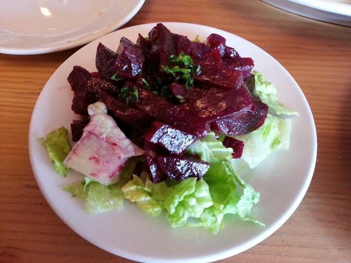 Red beet salad | Food | Pinterest