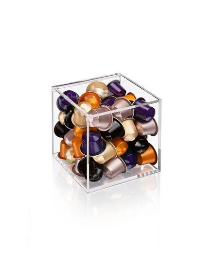 nespresso cube nespresso pinterest. Black Bedroom Furniture Sets. Home Design Ideas