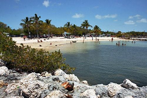 Harry Harris Beach Tavernier Fl