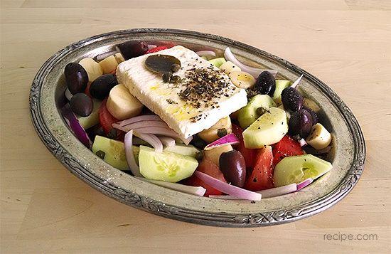 salad greek infused quinoa salad tzatziki greek cucumber salad dad s ...