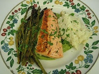GOOD FOOD: PAN SEARED SALMON WITH AVOCADO REMOULADE ML