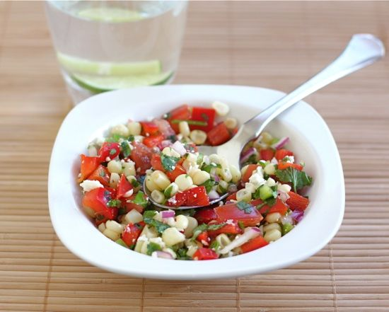 ... sweet onion and snap pea salad the corn sweet onion and tomato salad
