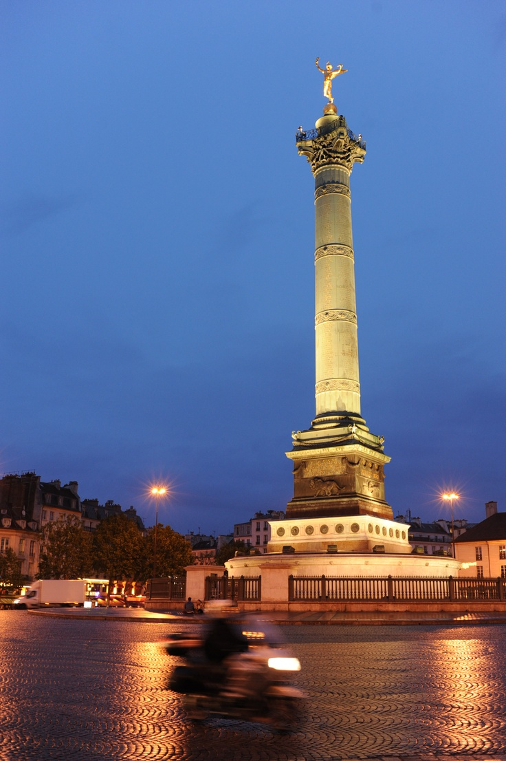 bastille paris tourism
