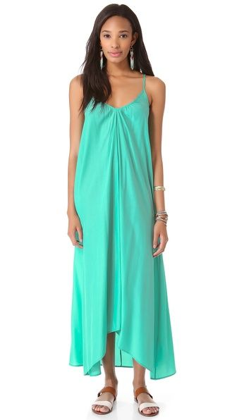 ONE by Pink Stitch Resort Maxi Dress- nude color