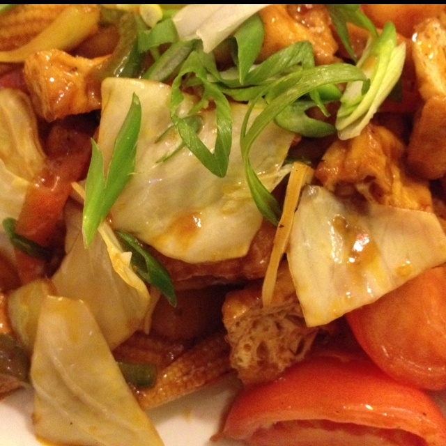 smoky baked tofu tacos with coconut citrus slaw recipe sweet and smoky ...