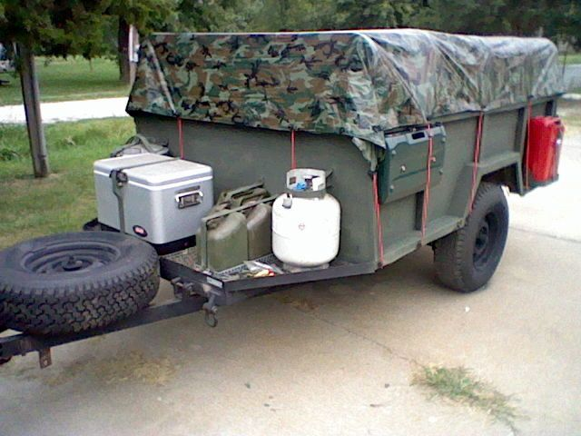 Survival Bug Out Trailer : Pin by davo flavo on bug out survival trailer pinterest